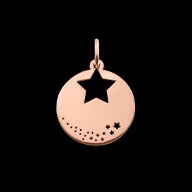 Médaille Pluie d'étoile