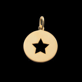 Médaille Little star