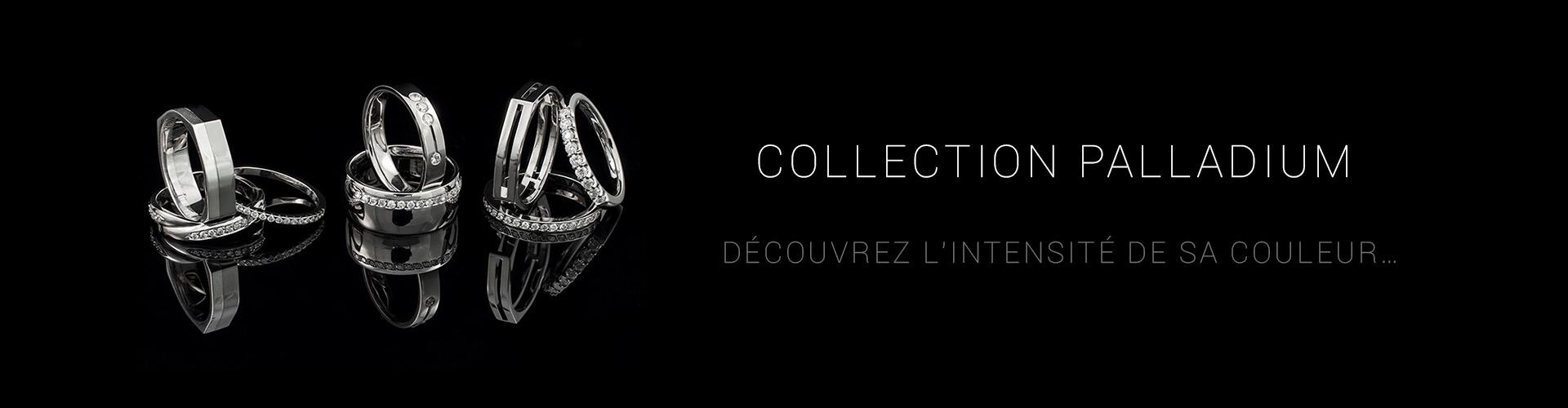 Collection Palladium Bijoux haut de gamme
