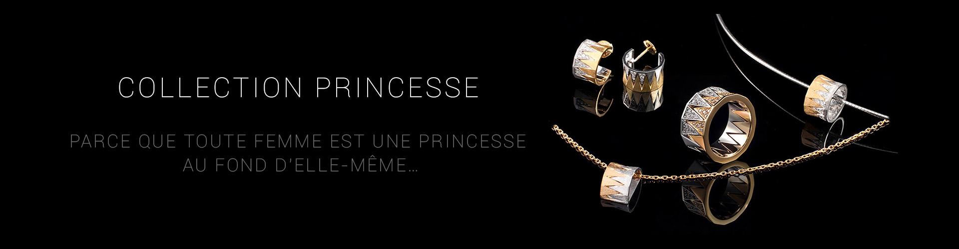 Collection Princesse Bijoux haut de gamme