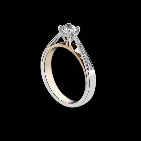 bague diamant comment choisir