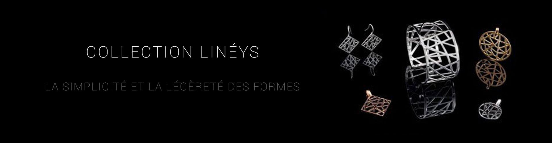 Collection Linéys Bijoux haut de gamme